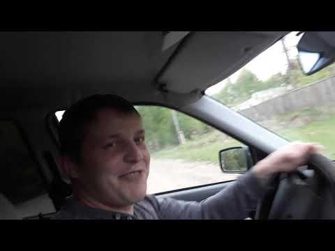 Во время тест драйва перегрели тормоза и проехали поворот