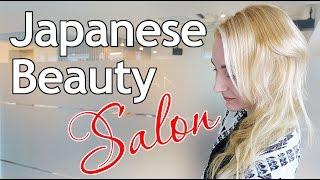 getlinkyoutube.com-Tips about Japanese beauty salon.