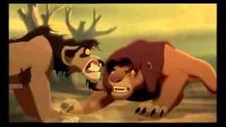 getlinkyoutube.com-Lion King II - Nuka's Death (Croatian) + trans.