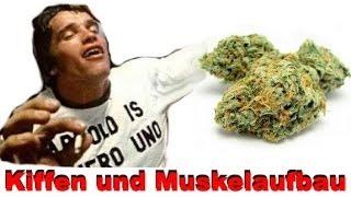 getlinkyoutube.com-Kiffen und Muskelaufbau - Einfluss von THC im Cannabis auf die Muskeln