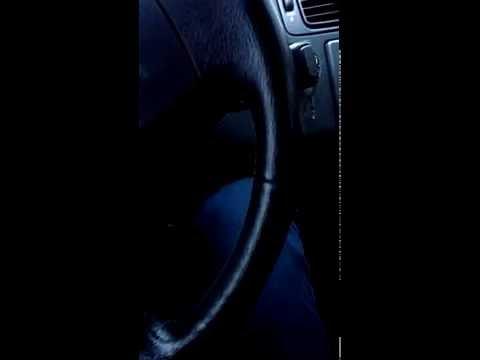 После замены жидкости ГУР Volvo s40 1.6