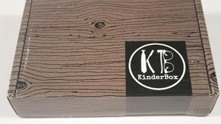 getlinkyoutube.com-The KinderBox May 2015 Review + Coupon – Subscription Box for Men