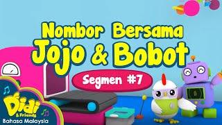 getlinkyoutube.com-Nombor Bersama Jojo dan Bobot | Didi & Friends  | Segmen #7
