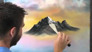 getlinkyoutube.com-Paint with Kevin Hill - Autumn Wind