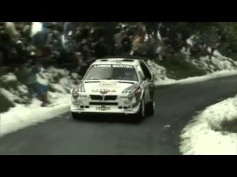 WRC Rally Monte Carlo 1986 Group B (deel 2)