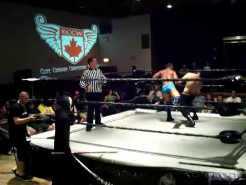 STRETCHER MATCH - Lak Siddartha vs Scotty Mac [06/21/2014 - Vancouver]