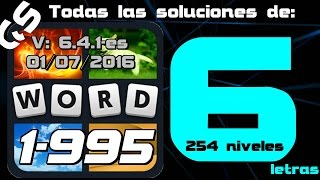 getlinkyoutube.com-4 Fotos 1 Palabra todas las soluciones de 6 letras 1-995 GS