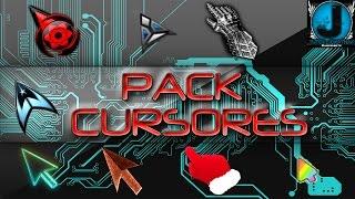 getlinkyoutube.com-Pack De Cursores 2016 Windows Vista/ 7 / 8 / 8.1 / 10