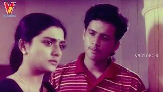 getlinkyoutube.com-Bhanu Priya slaps Krishna | I Love You Teacher Movie Scenes | V9 Videos