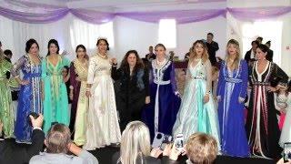 getlinkyoutube.com-Défilé de robe oriental algérienne ,marocaine ,tunisienne ....