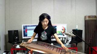 Rollin\' and Tumblin\' Gayageum ver. by Luna Lee
