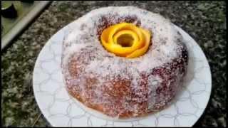 getlinkyoutube.com-كيكة البرتقال و  الجزرمع طبخ ليلى cake