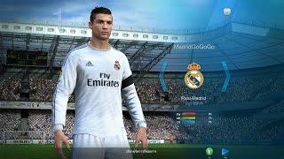 getlinkyoutube.com-FIFA Online3 - บอลสบายๆสไตล์ Real Madrid #4-3-3 Pass Move Goal Ranking 1-1