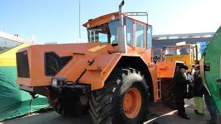 getlinkyoutube.com-Трактор К-704-4Р СТАНИСЛАВ Russian tractor K-704-4R STANISLAV