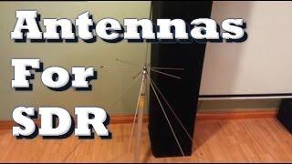 getlinkyoutube.com-New Antennas for my SDR Setup- Mailbag Monday