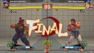getlinkyoutube.com-FINALS - SF 25th Anniversary Tournament: Daigo Umehara (Ryu) vs Infiltration