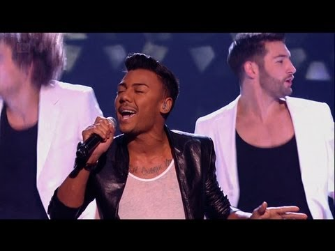 Marcus Collins is the last Boy standing - The X Factor 2011 Live Show 8 - itv.com/xfactor