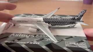 getlinkyoutube.com-Unboxing: A350-900 Carbon Livery by Phoenix