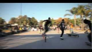 ROLLERBLADERS FROM MOROCCO - Small Edit of Weekend Rollerblading