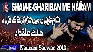 Nadeem Sarwar - Shaam-e-Ghareeban Main (2013)