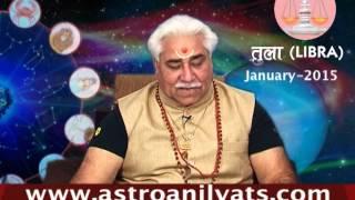 getlinkyoutube.com-LIBRA-Monthly Astro- Predictions for-January-2015 Analysis by Aacharya Anil Vats -ji