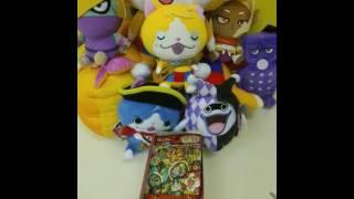 getlinkyoutube.com-Yokai Watch Dark medals opening!