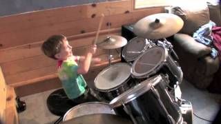 Little Portland Drummer Boy - Happy Birthday Mom.mov view on youtube.com tube online.
