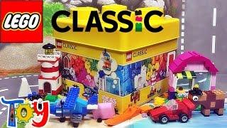 getlinkyoutube.com-레고 클래식 브릭 크리에이티브 블록 10692 플라스틱 박스 조립 리뷰 LEGO Classic Creative Bricks
