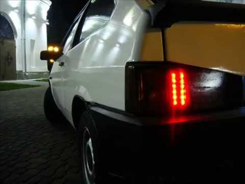 Как сделать светодиодные задние фонари LED.
