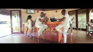 Dass Pro ft  Katalambas, Cr Boy, Rolex - Menina Maluca TEASER (Video By LuxoNhabai)