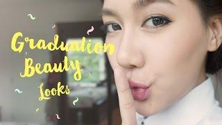 getlinkyoutube.com-Graduation Beauty looks : แต่งหน้ารับปริญญาไม่ป้า ไม่ง้อขนตาปลอม | Daffodill Fah