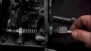getlinkyoutube.com-How to Set Maximum No Load RPM on Detroit Diesel 71 series 8v71 6v71
