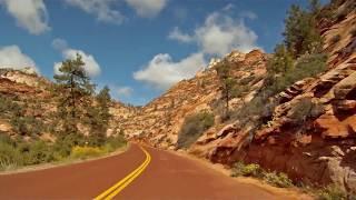 getlinkyoutube.com-Zion National Park Drive Through