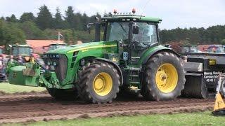 getlinkyoutube.com-John Deere 7930, 7920, 7810, 7830, 8530, 8270R & 4450 | Tractor Pulling Hjørring