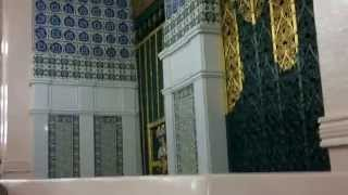 Door to Entrance Roza Rasool/Grave of Prophet(P.B.U.H) width=