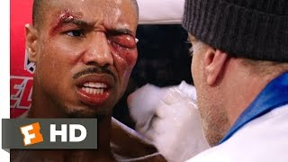 getlinkyoutube.com-Creed - I Gotta Prove It Scene (9/11) | Movieclips