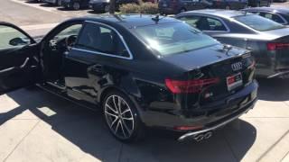 2018 Audi S4 - B9 V6 3.0T Turbo Cold Start - Stock Exhaust