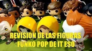 Revisión de las Figuras Funko Pop de IT ESO