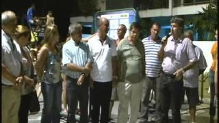 Nova Opção Notícias-Inauguração Academia Popular no Bairro Caixa D'Agua