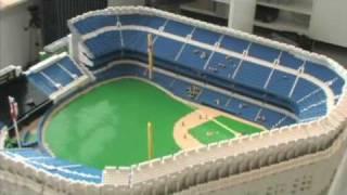getlinkyoutube.com-LEGO Yankee Stadium - Part 1 of 3