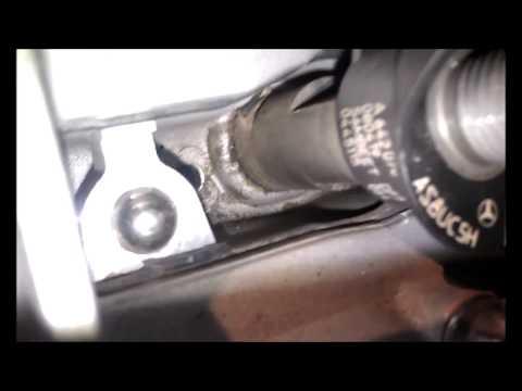 Замена форсунок  OM642