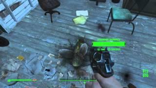 getlinkyoutube.com-Fallout 4 Legendary Radroach!!