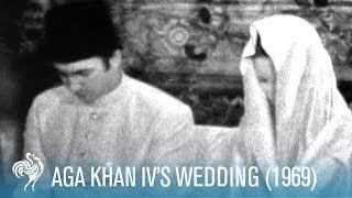 getlinkyoutube.com-Aga Khan's Wedding (1969)
