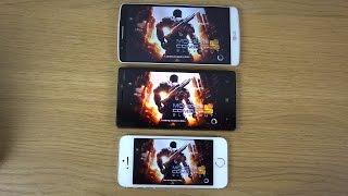 getlinkyoutube.com-Modern Combat 5 iPhone 5S vs. LG G3 vs. Nokia Lumia 930 - Gaming Review