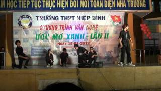 getlinkyoutube.com-Beatronic - 15/1/2012 THPT Hiệp Bình