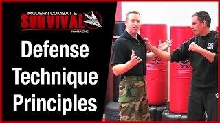 getlinkyoutube.com-3 Street Fight Self Defense Technique Principles
