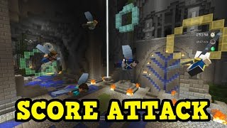 Minecraft Xbox One / PS4 TU51 - Glide SCORE ATTACK Guide