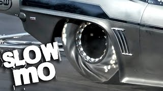 getlinkyoutube.com-SLOW MOTION Drag Racing