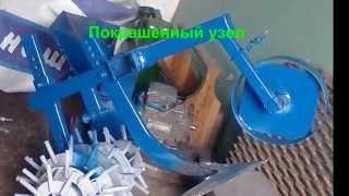 getlinkyoutube.com-МОТЫГА ДЛЯ МОТОБЛОКА 10 -12 л.с.