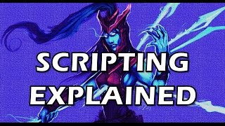 SCRIPTING EXPLAINED